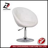 White Color International Design Pluto Chaise de loisirs réglable Chaise de bar
