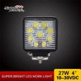 4 CREE LED&#160 di pollice 3W; Indicatore luminoso di funzionamento del riflettore 27W LED