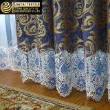 La aduana cubre y las cortinas del diseñador de la alta calidad de las cortinas