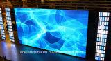 임대 실내를 위한 공장 가격을%s 가진 호리호리한 P6 LED 스크린 (576mm*576mm)