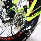 Btn 350W는 판매를 위한 전기 산 뚱뚱한 자전거를 최대 몬다