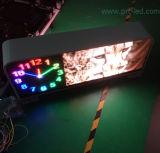 P5 esterno impermeabile che fa pubblicità alla scheda del segno del LED per il tetto del tassì/parte superiore dell'automobile