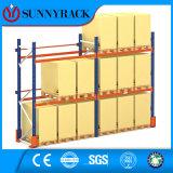 Stahllager-Speicher-Ladeplatten-Zahnstange