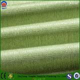 Полиэфир водоустойчивый Fr тканья Flocking ткань занавеса светомаскировки для занавеса окна
