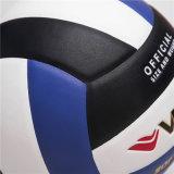 Bola al por mayor a granel suave promocional del voleibol de la PU