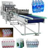 Автоматическая пластичная машина упаковки пленки Shrink жары стеклянной бутылки
