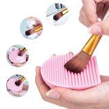 Silikon-Gel-Gesichtsverfassungs-waschendes Pinsel-Reinigungsmittel-Ei-Wäscher-Hilfsmittel