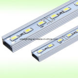 Guide optique rigide de DC12V 72LEDs/M SMD5730 DEL