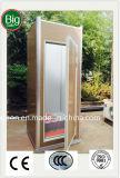 Casa del bajo costo/tocador móviles prefabricados/prefabricados en la calle