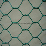 PVC高品質の六角形の金網