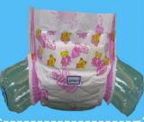 Pannolino adulto di cura respirabile del bambino con il tessuto del rullo