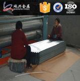 Используемые Corrugated алюминиевые спецификации листа толя