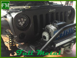 Nueva llegada de Jeep Wrangler de 7 pulgadas LED del trabajo