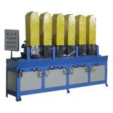 Nasser Typ vier Kopf-Riemen-Schleifmaschine
