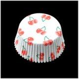Tazas de papel de petróleo de la taza de papel los 9cm Bst de la torta y del chocolate