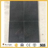 Точным плитки гранита черноты сезама размера G654 отполированные гранитом для стены или пола