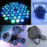 Disco de DJ 54 3W PAR interior puede etapa del LED Luces