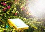 Lampe campante solaire/DEL solaire pour camper extérieur/ampoule solaire portative de camp/DEL solaire pour camper avec le trépied