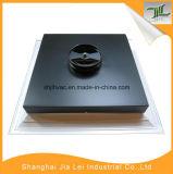 Auvent carré d'air de remous de diffuseur de plafond de diffuseur