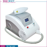 La Q passa la macchina di cura di pelle della buccia del laser della macchina/carbonio di rimozione del tatuaggio del laser del ND YAG