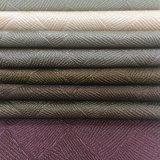 Dekoratives Leder mit geprägtem Muster für Hauptpolsterung