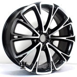 A roda de carro quente de uma venda de 17 polegadas orlara a roda da liga