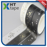 Populäres Produkt handgemachten DIY passen das Drucken an, das Lochstreifen Washi einwickelt