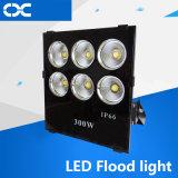 Professioneller kühler weißer PFEILER IP65 imprägniern 50W LED Flut-Licht