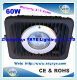 Yaye 18 Fabrik-Preis-Qualität wasserdichtes 50W PFEILER LED Flut Licht/50W PFEILER LED Tunnel-Licht (erhältliche Watt: 10W-150W)