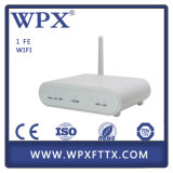 Zte 칩셋 1fe Epon ONU를 위한 FTTH WiFi 경로 기능