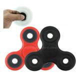 Nuevo tri hilandero de la mano de la persona agitada del ABS + del metal del juguete de las personas agitadas del hilandero