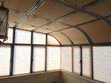 Custom Size Decoração para casa Window Roller Blinds Roller Shades