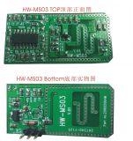 Módulo del sensor del radar de la microonda del modelo nuevo para la iluminación (HW-MS03)