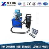 El Rebar frío de acero de Screwless de la prensa de protuberancia aprisa conecta la máquina