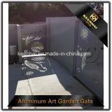 Poort van de Ingang van het Aluminium van de villa de Decoratieve