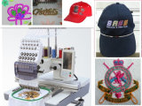 Kommerzielle einzelne Hauptnadeln der computer-Stickerei-Maschinen-12 und Farben-Stickerei-Maschinen-Preis