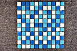 Mosaico fabbricante di cristallo della Cina