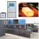 Calentador de frecuencia media de la forja de la inducción 160kw