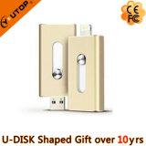 Mecanismo impulsor caliente del flash del USB de OTG para los regalos móviles de Apple (YT-I001)