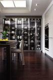 Cabina de cocina moderna de múltiples funciones del almacenaje del metal de los muebles caseros