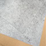 "Schiefer geprägte Belüftung-trockene Rückseite/Kleber unten/Vinylfußboden-Fliesen (18 "" X18 '', 6 '' x36 '')"