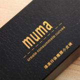 Contenitore di regalo rigido del nuovo documento di disegno con il coperchio magnetico e la stampa personalizzata marchio