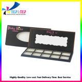 Luxuxentwurfs-Augenschminke-Palette, die mit Papierhülse verpackt