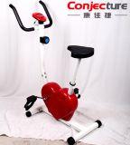 Equipo popular del edificio de carrocería, bici de ejercicio magnética para el uso casero
