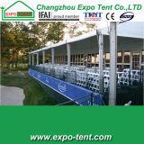 Tenda bianca romantica a buon mercato impermeabile di cerimonia nuziale per le feste nuziali