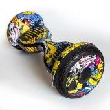 Самокат баланса собственной личности 2 колес электрический цветастый