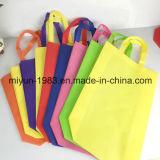 China-Hersteller-nicht gesponnene Ultraschallbeutel-Einkaufstasche