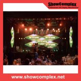 Showcomplex pH3.91 Die Cast Indoor tela colorida LED
