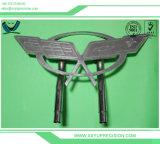 Preiswerte Herstellungs-Metallpräzision kundenspezifische Aluminium CNC-maschinell bearbeitenteile