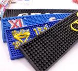 Esteira macia gravada logotipo da barra do corredor do PVC